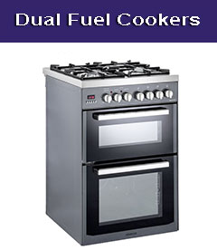 Dual Fuel Cookers Thame