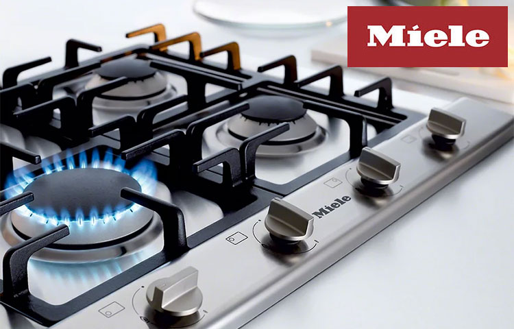 Miele Gas & Induction Hobs Oxford