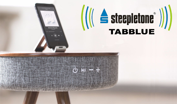 Steepletone Speakers
