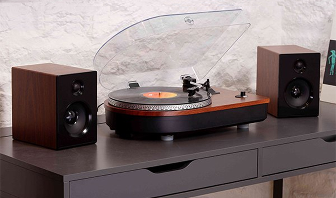 steepletone record players