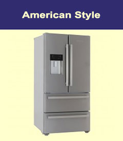 American Fridges Buckingham