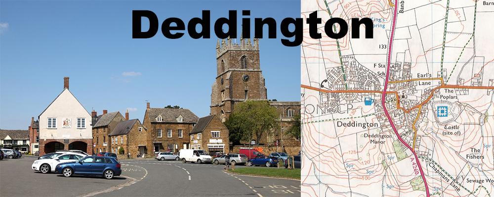 Deddington Oxfordshire
