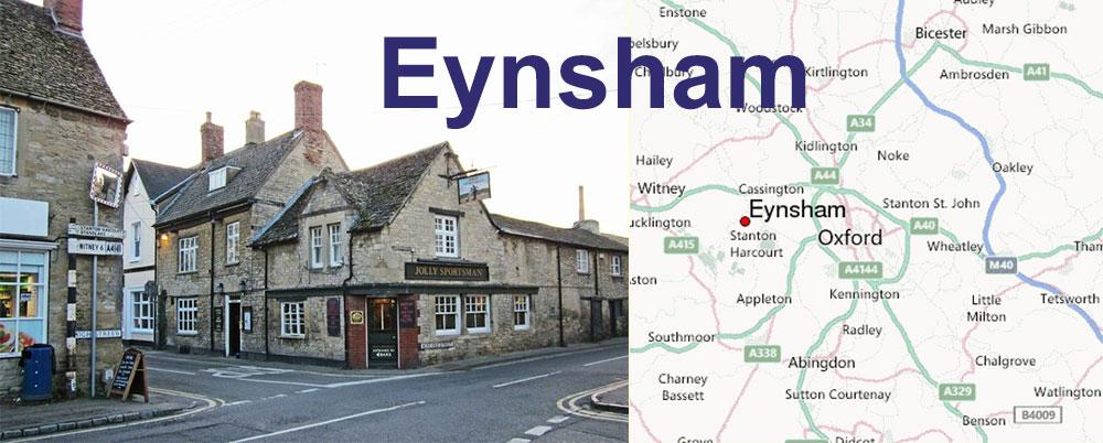 Eynsham Kitchen Appliances
