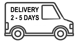 Delivery 2 - 5 days