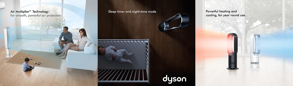 dyson fan