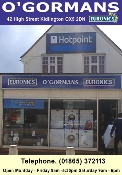 OGormans, Kidlington Oxford