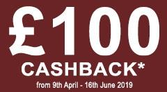 Miele £100 Cashback