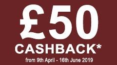 £50 Miele Cashback