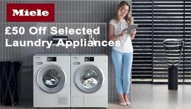Miele Laundry Promo