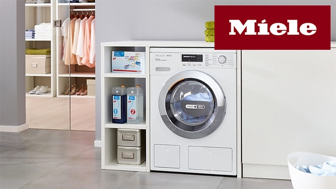 Miele Washer Dryers Oxfordshire