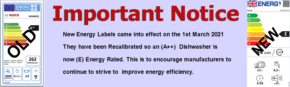 New Energy Labels