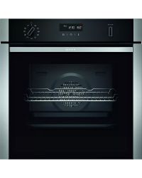 Neff B2ACH7HH0B Built In Pyrolytic Single Oven with HomeConnect