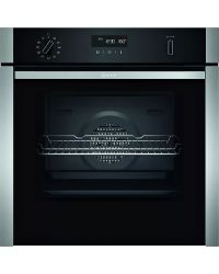 Neff B5ACH7AH0B SLIDE&HIDE® Pyrolytic cleaning Single Oven