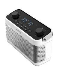 Roberts Blutune 5 Digital Radio with Bluetooth White