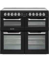 Leisure Cuisinemaster Range Cooker 100cm Ceramic Black CS100C510K