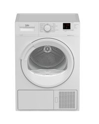 Beko DTLP81141W 8kg A+ Heat Pump Tumble Dryer