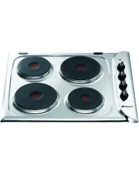 Hotpoint E604W Sealed Plate Hob in White
