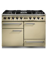 Falcon 1092 Deluxe Range Cooker 110 Dual Fuel Cream  F1092DXDFCR/BM