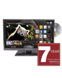 Mitchel & Brown JB-241811FSMDVD Freeview Smart HD TVDVD