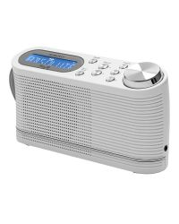Roberts Play10 White Digital Radio