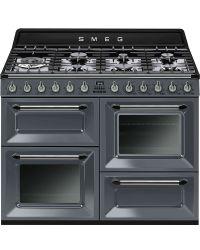 Smeg Victoria Range Cooker 110 Dual Fuel Grey TR4110GR ***Claim £300 Cashback***
