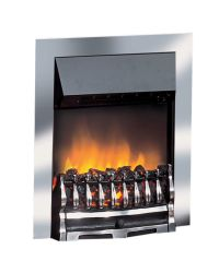 Dimplex Wynford WYN20CH Electric Fire Chrome