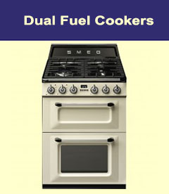 Dual Fuel Cookers Eynsham