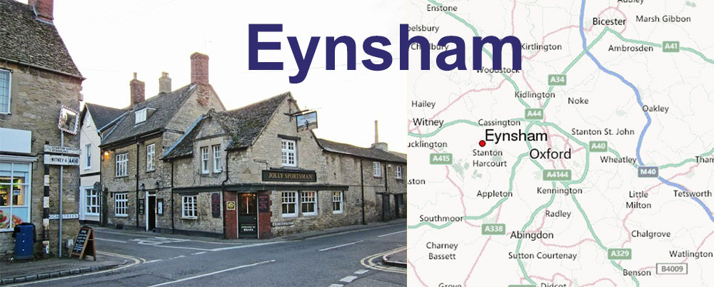 Eynsham Kitchen Appliances