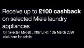 Miele Laundry Oxfordshire